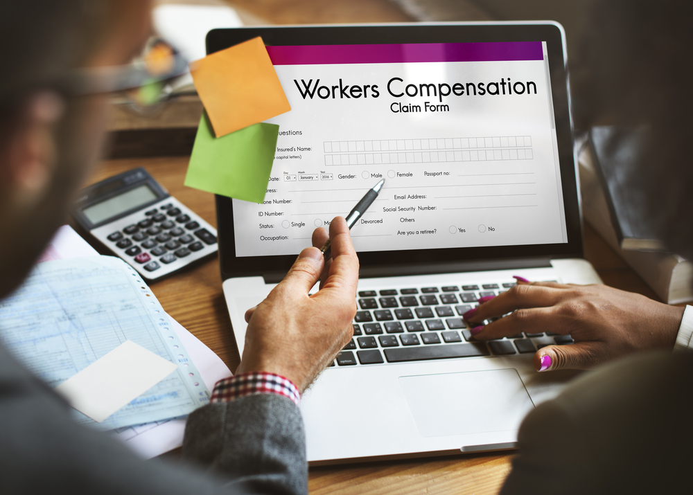 Workers' Compensation Laptop Assistance